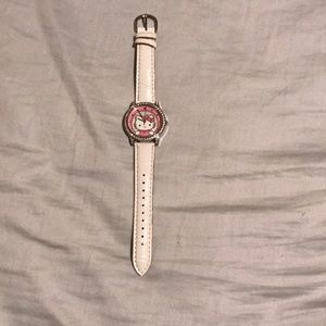 Accessories - Preloved Hello Kitty Watch